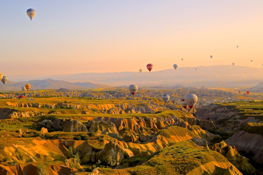 The best time to go to Cappadocia